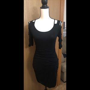 Body Central black dress